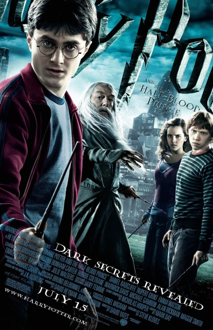 Harry Potter and the Half-Blood Prince (2009) poster