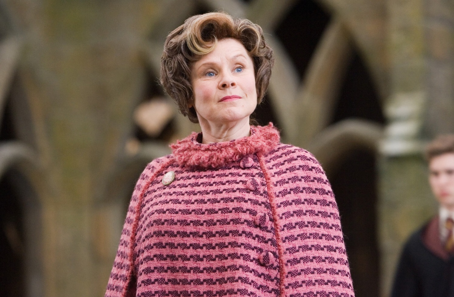 Imelda Staunton as Dolores Umbridge in Harry Potter and the Order of the Phoenix (2007)