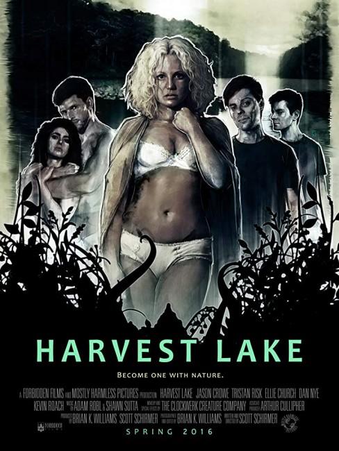 Harvest Lake (2016) poster