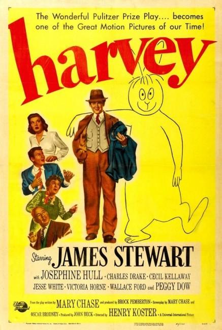 Harvey (1950) poster