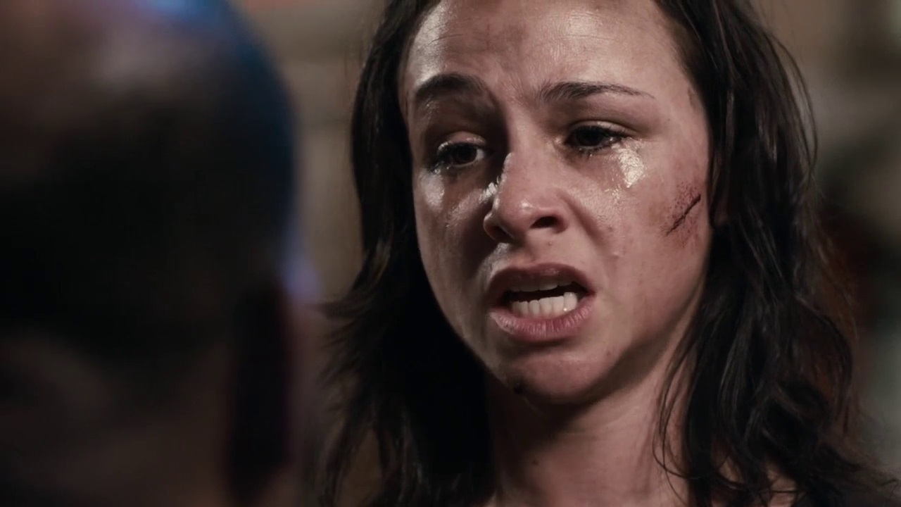 Danielle Harris as Marybeth in Hatchet II (2010)