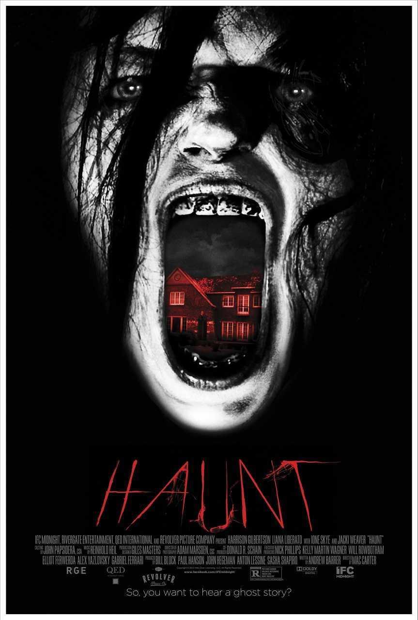 Haunt (2014) poster