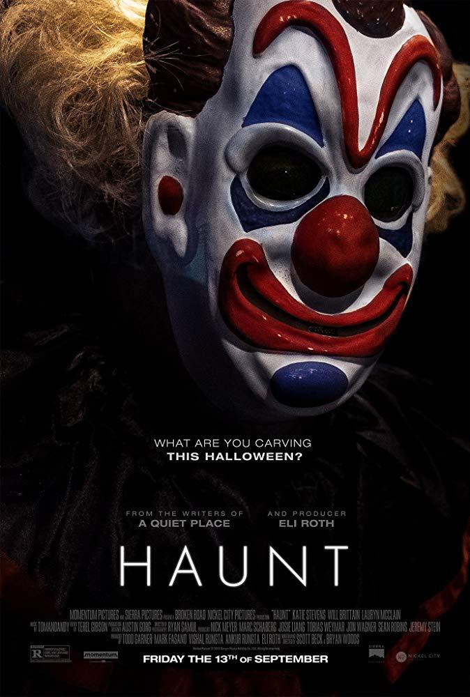 Haunt (2019) poster