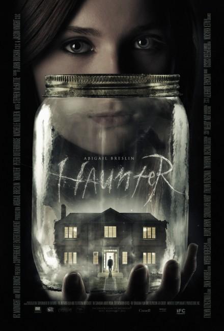 Haunter (2013) poster