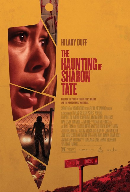 The Haunting of Sharon Tate (2019) poster