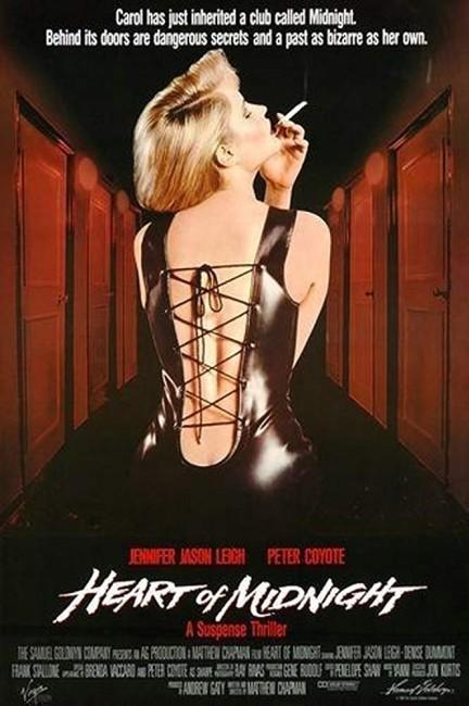 Heart of Midnight (1988) poster