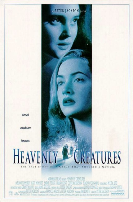 Heavenly Creatures (1994) poster