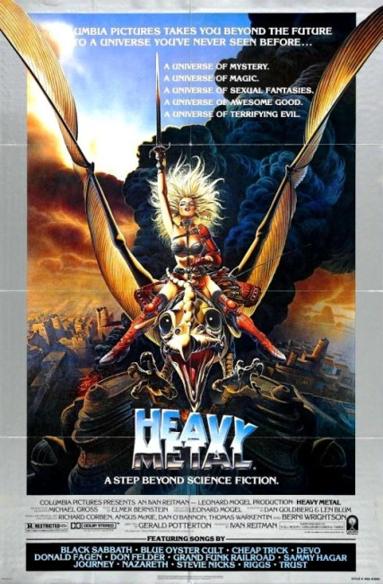Heavy Metal (1981) poster