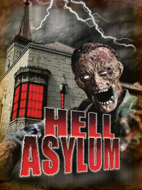 Hell Asylum (2002) poster