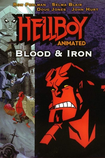 Hellboy Animated: Blood and Iron (2007) poster