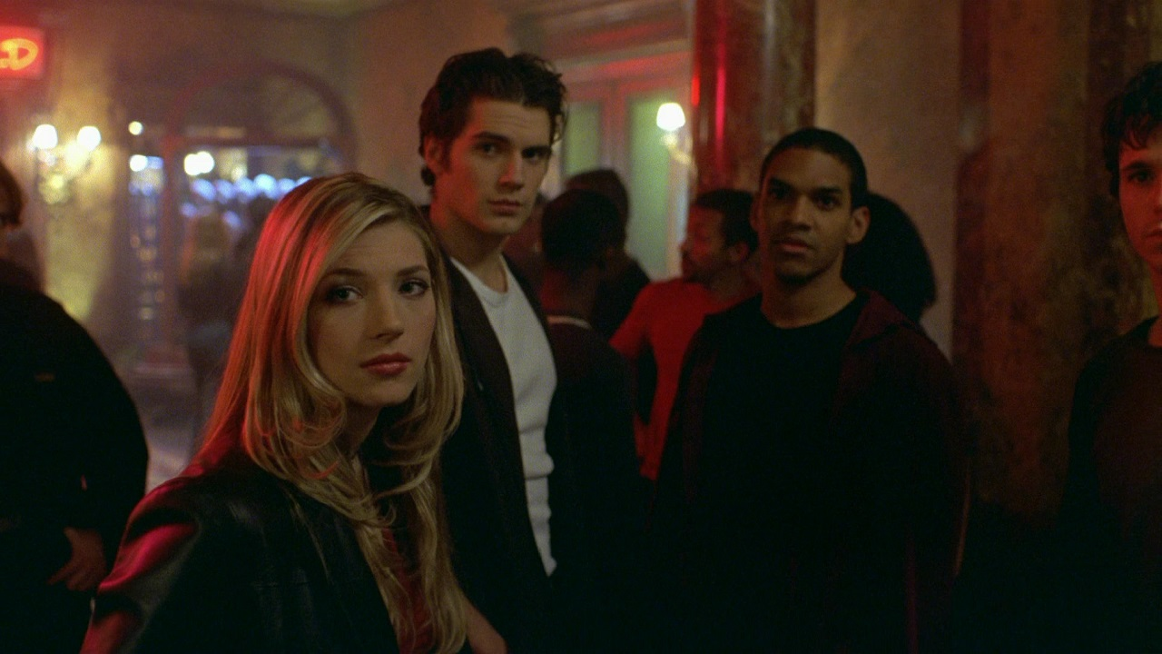 Katheryn Winnick, Henry Cavill and Khary Paton in Hellraiser Hellworld (2015)