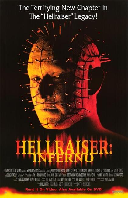 Hellraiser: Inferno (2000) poster