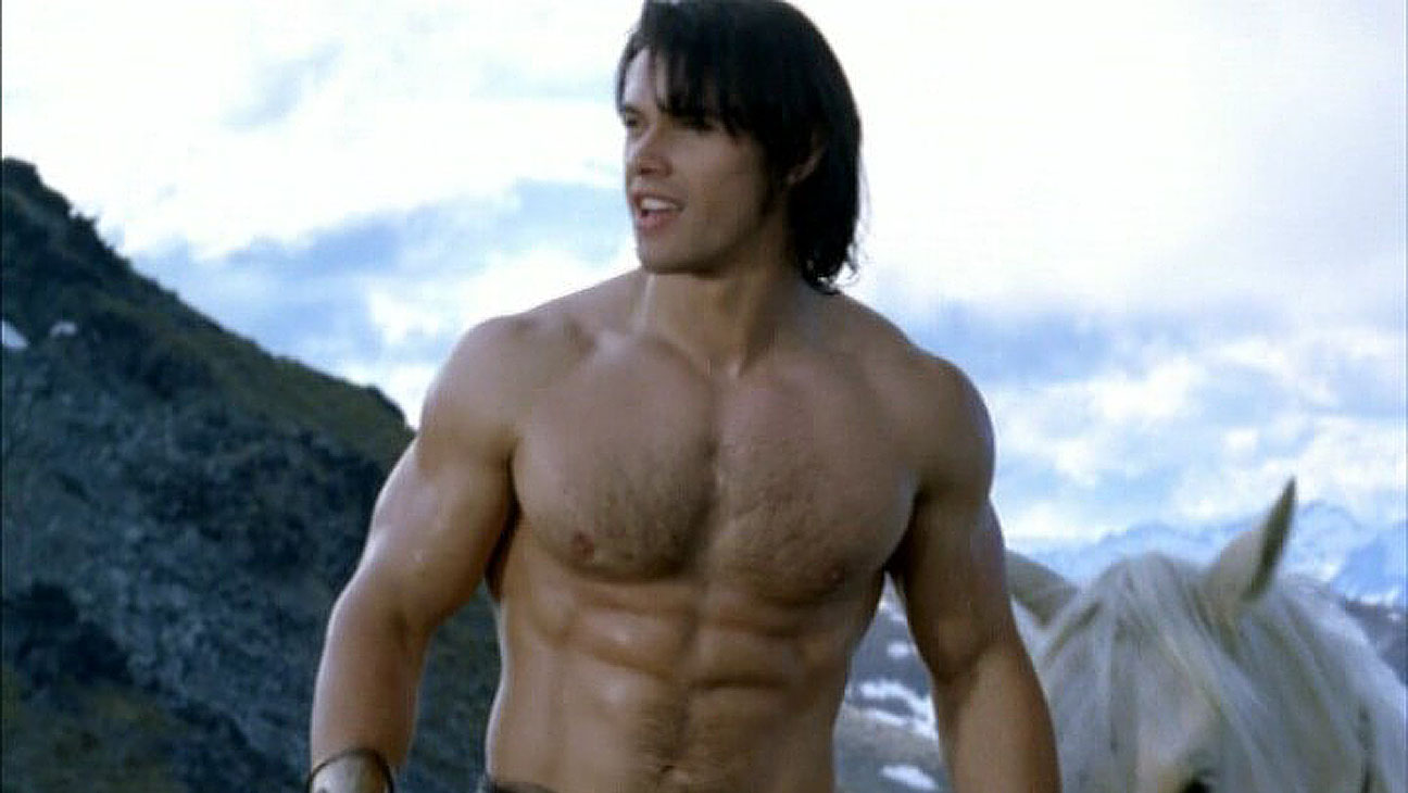 Paul Telfer as Hercules