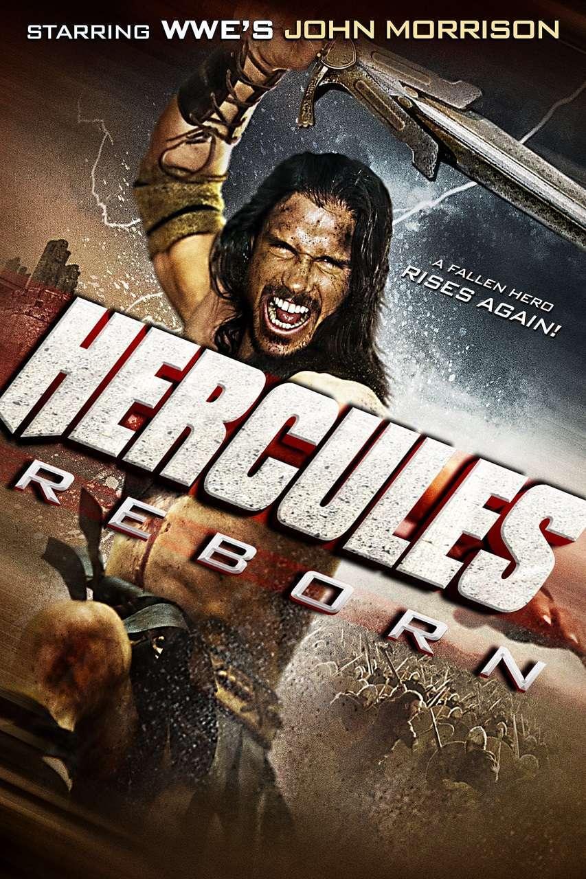 Hercules Reborn (2014) poster