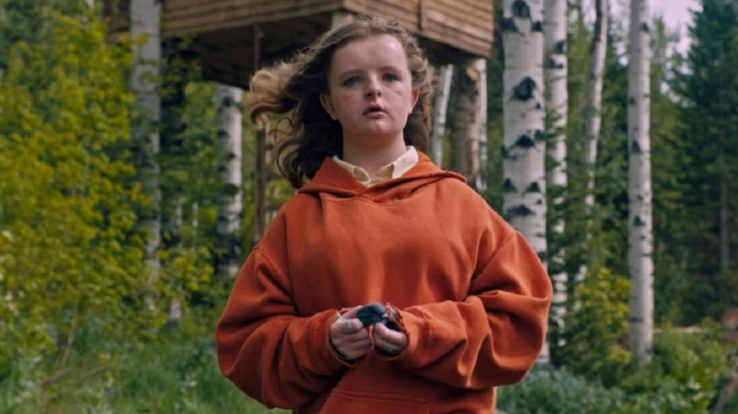 Daughter Milly Shapiro in Hereditary (2018)