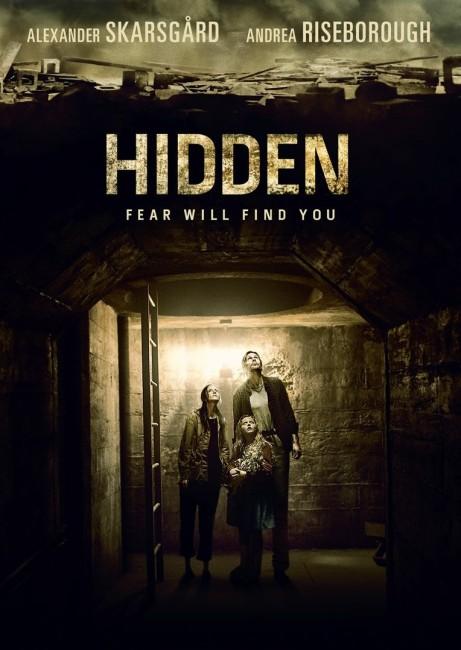 Hidden (2015) poster