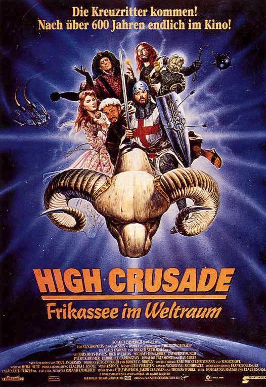 The High Crusade (1994) poster