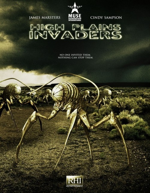 High Plains Invaders (2009) poster