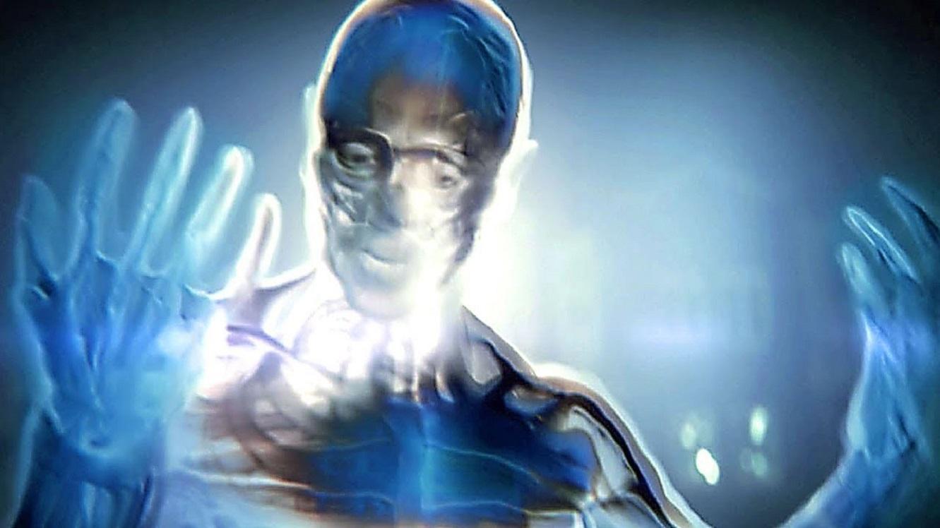 Ron Eldard gains godlike powers in Higher Power (2018)