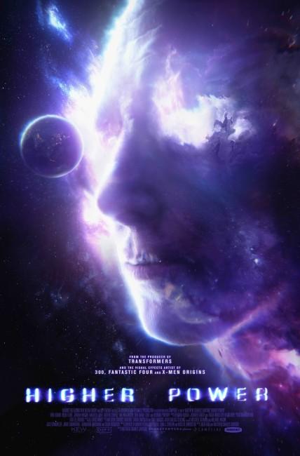 Higher Power (2018) poster