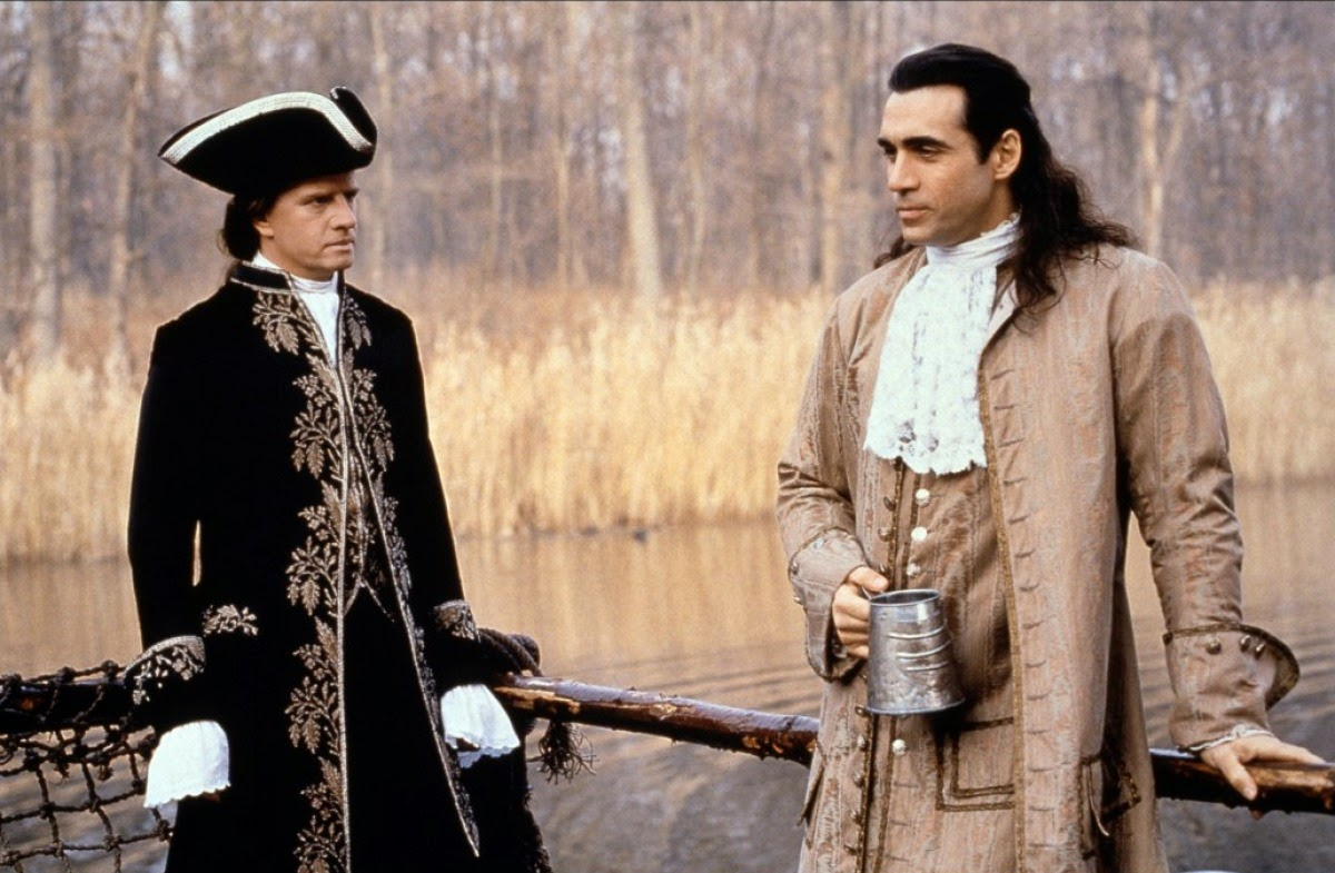 (l to r) Conner McLeod (Christopher Lambert) and Duncan Mcleod (Adrian Paul) - the merging of the Highlander film and tv series in Highlander: Endgame (2000)