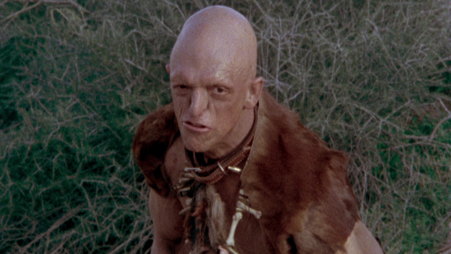 Michael Berryman as Pluto in The Hills Have Eyes (1977)