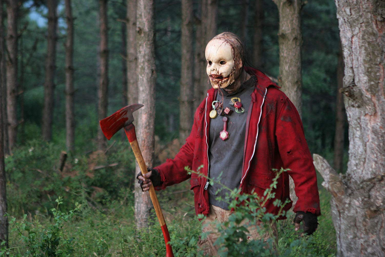 Babyface (Raicho Vasilev) in The Hills Run Red (2009)