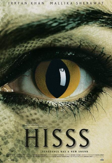Hisss (2010) poster