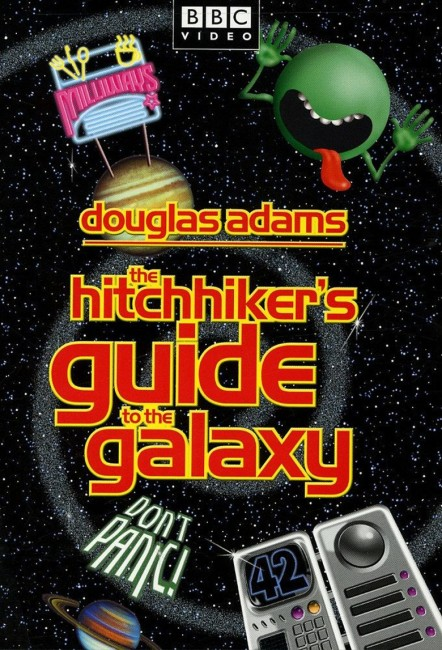 The Hitch Hikers Guide to the Galaxy (1981) poster