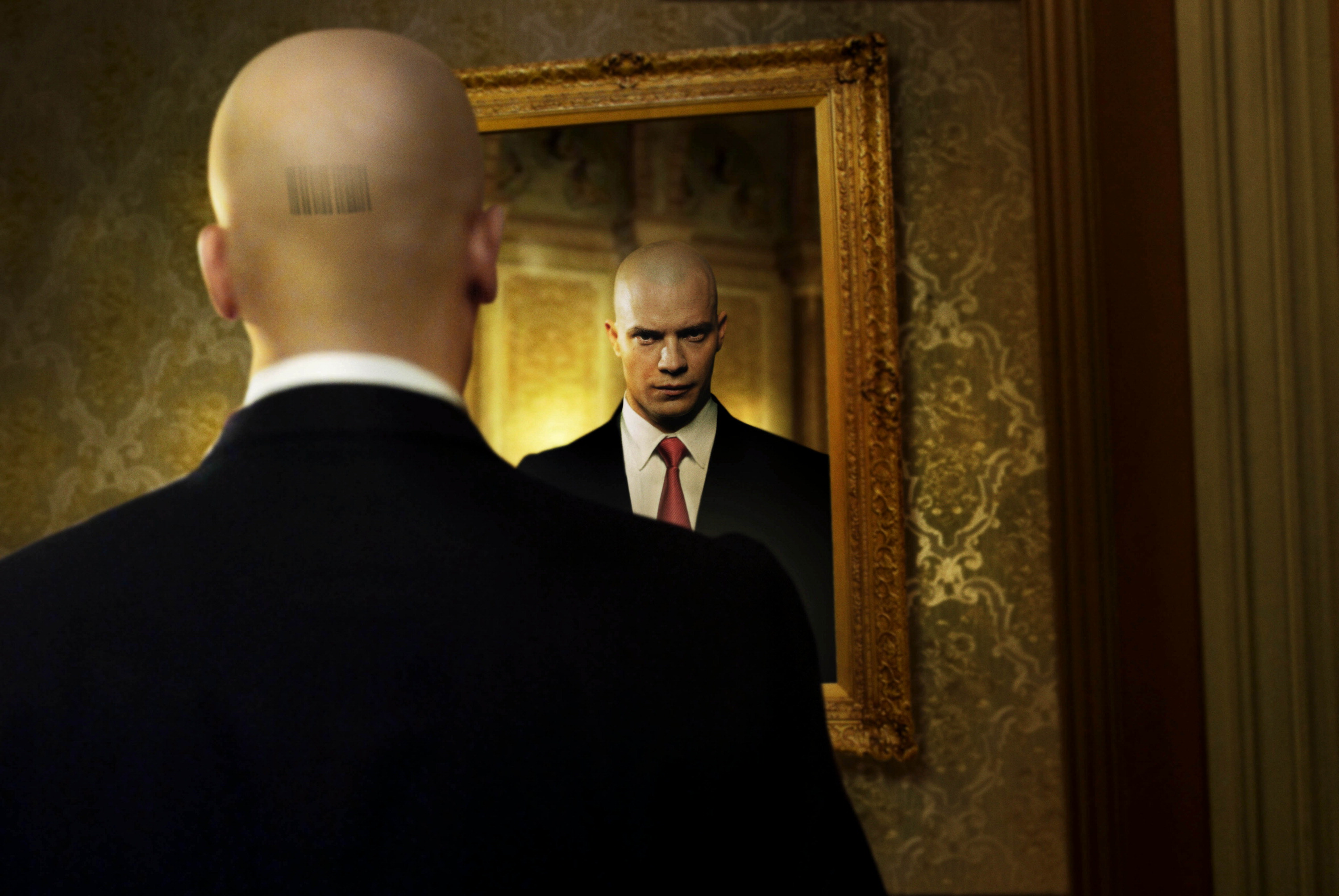 Timothy Olyphant as Agent 47 in Hitman (2007)