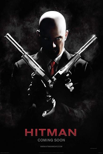 Hitman (2007) poster