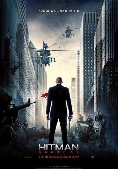 Hitman: Agent 47 (2015) poster