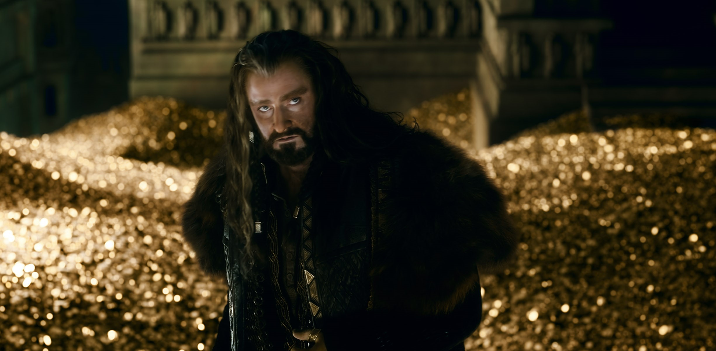 Richard Armitage as Thorin in The Hobbit: The Battle of the Five Armies (2014)