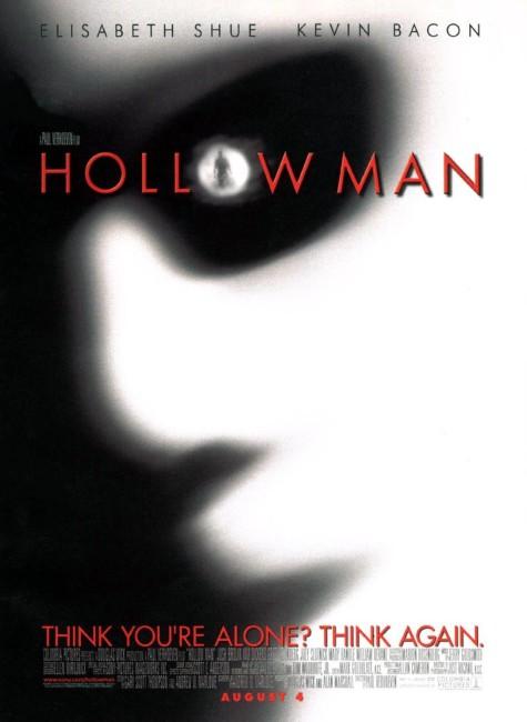 Hollow Man (2000) poster