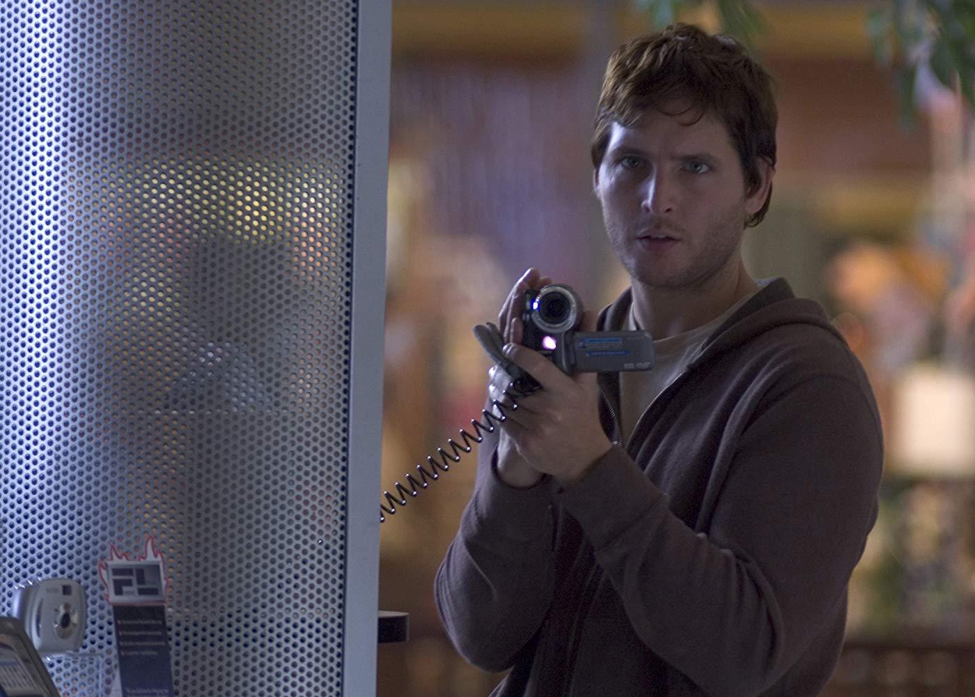 Detective Peter Facinelli in Hollow Man II (2006)