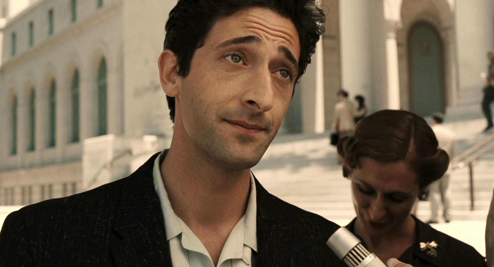 Adrien Brody as private investigator Louis Simo in Hollywoodland (2006)