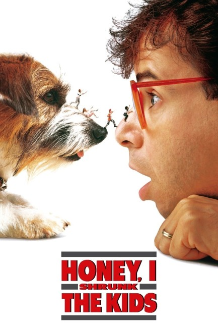 Honey, I Shrunk the Kids (1989) poster