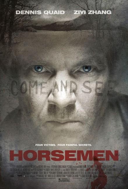 Horsemen (2009) poster