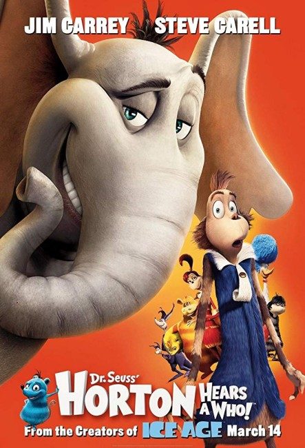 Horton Hears a Who! (2008) poster