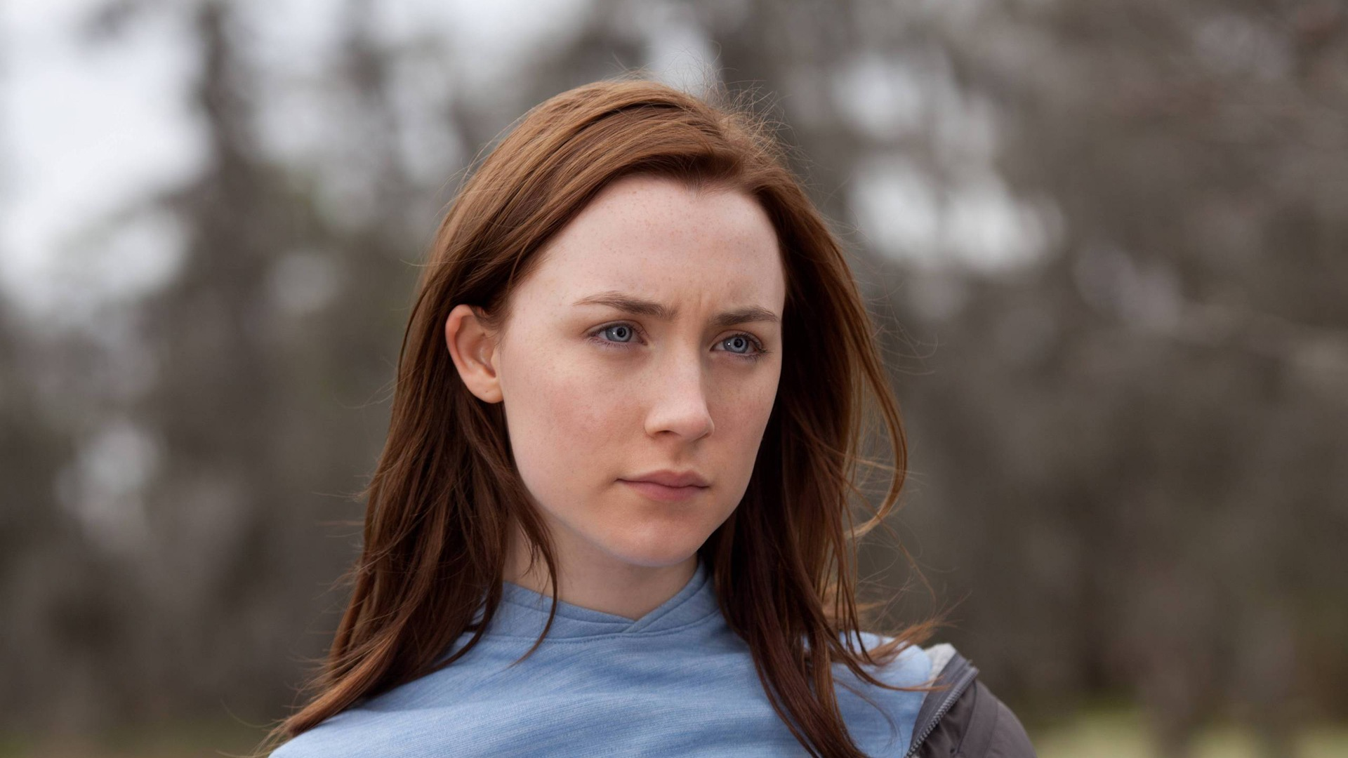 Saoirse Ronan as Melanie Stryder in The Host (2013)
