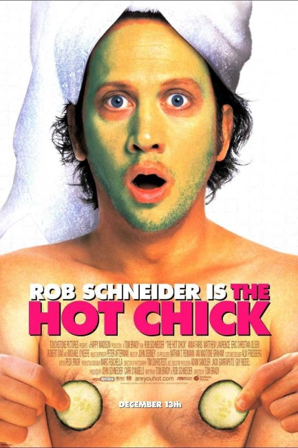The Hot Chick (2002) poster