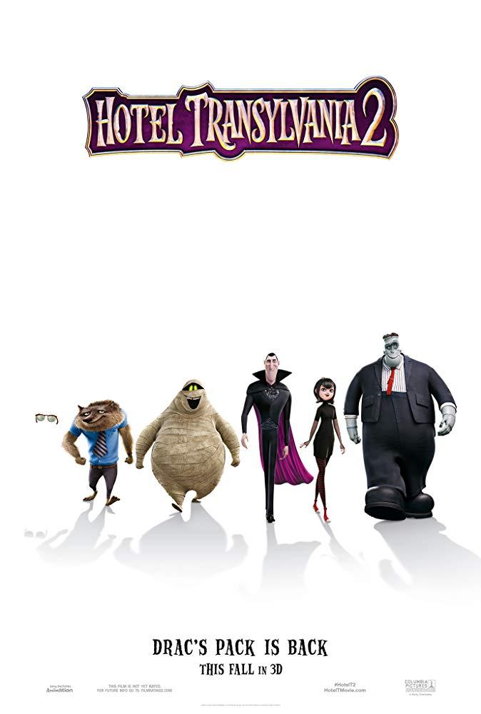 Hotel Transylvania 2 2015 Moria
