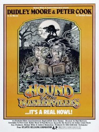 The Hound of the Baskervilles (1978) poster
