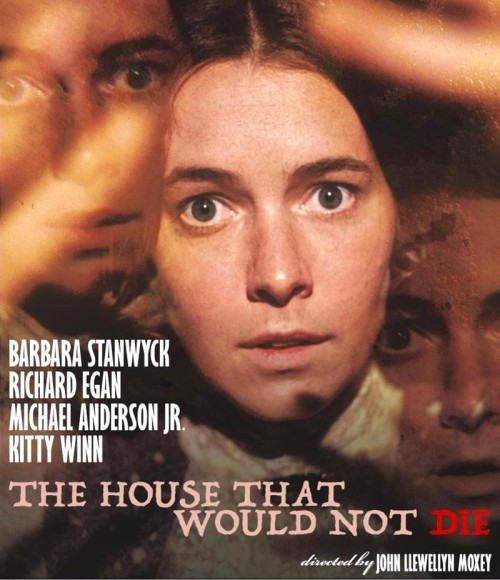 The House That Would Not Die (1970) poster