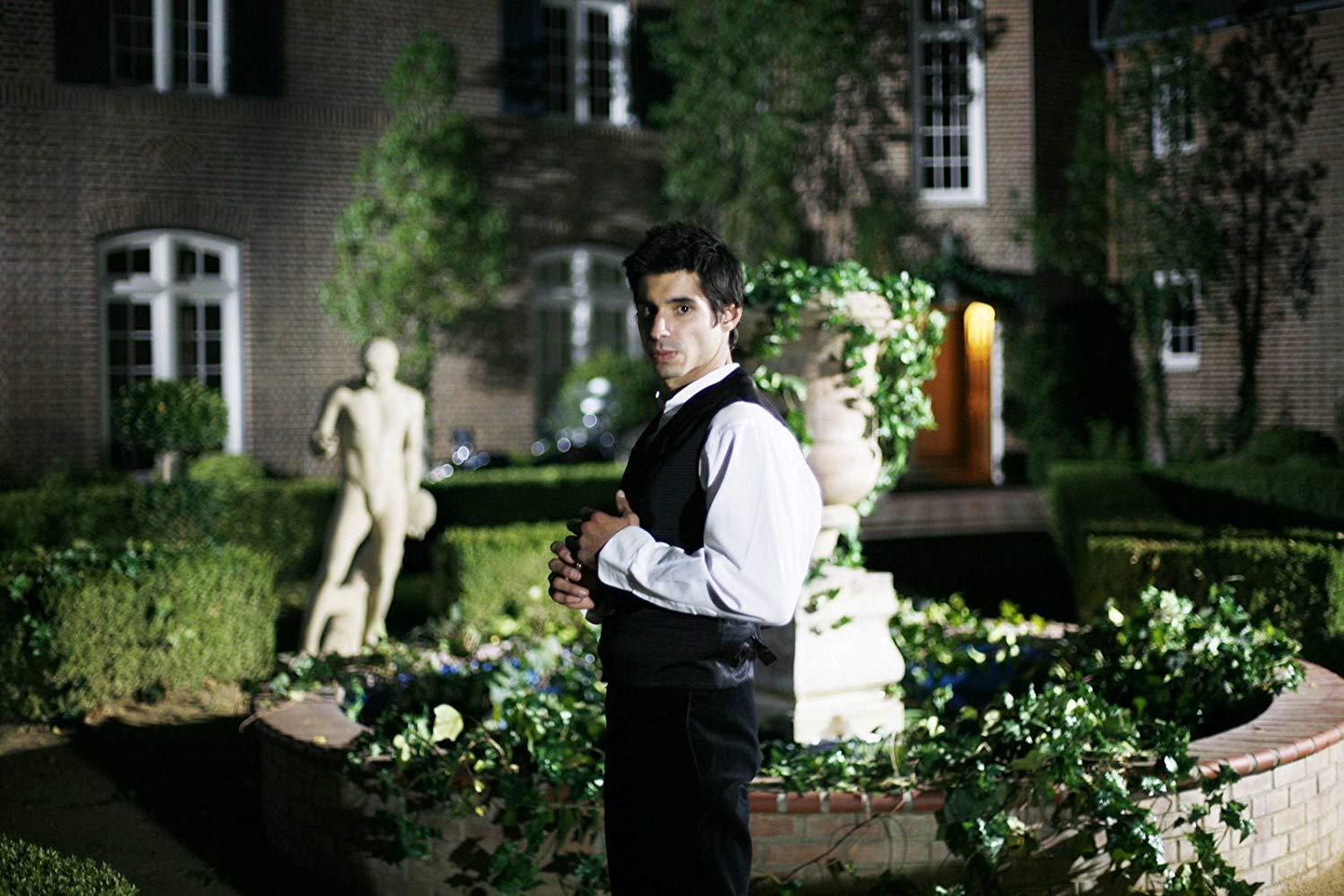 Frank Mentier as Roderick Usher in House of Usher (2008)