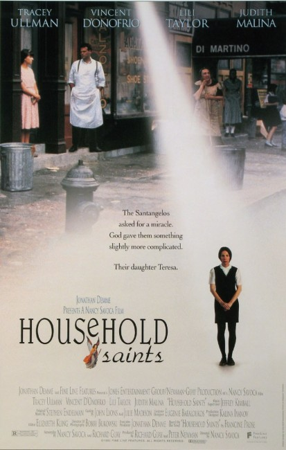 Household Saints (1993) poster