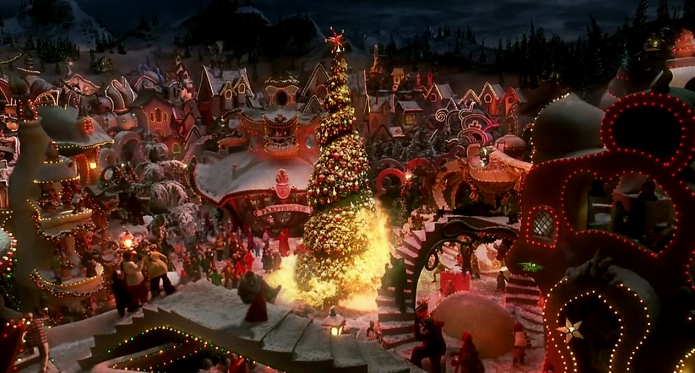How The Grinch Stole Christmas Movie.How The Grinch Stole Christmas 2000 Moria