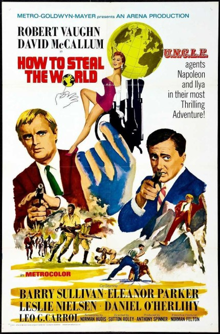 How to Steal the World (1968) poster