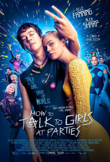 How to Talk to Girls At Parties (2017) poster