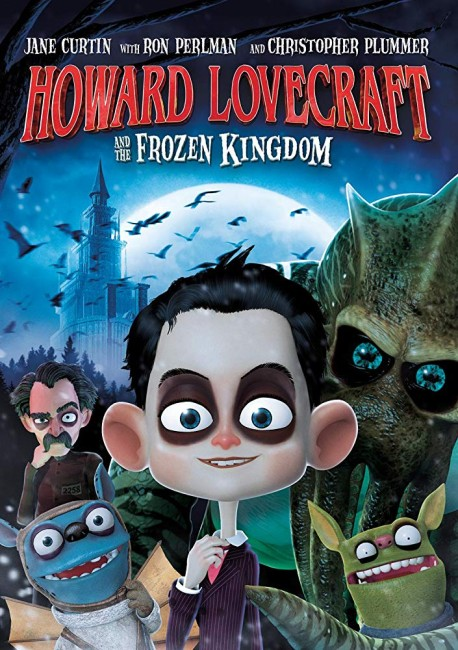 Howard Lovecraft and the Frozen Kingdom (2016) poster